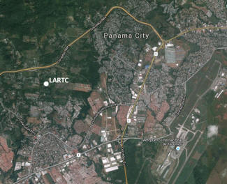 LARTC and the Tocumen International Airport Area
